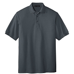 Port Authority Mens Silk Touch Polo Shirt - K500
