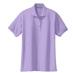 Port Authority Womens Silk Touch Polo Shirt - L500