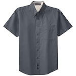 Port Authority Mens Short Sleeve Easy Care Shirt - S508