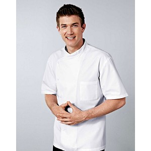 Bragard  Julius Chef Jacket White - 0852-0244