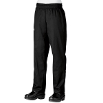 Chefwear Womens Cotton Blend Low Rise Chef Pants - CW3950