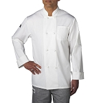 Chefwear Cloth Knot Button Chef Jacket - CW5650