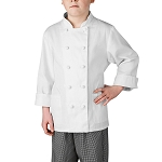 Chefwear Pint Size Chef Jackets Designed & Made For Children White - CW8700