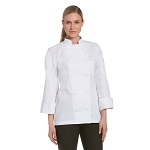 Chefwear Womens Vented Lightweight Chef Jacket - CW5665