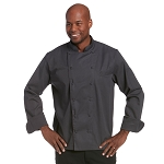 Chefwear Classic Executive Chef Jacket Graphite - CW5690-105