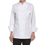 Chefwear Womens Classic Executive Chef Jacket White - CW5695-40