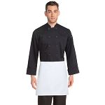 Chefworks 4-Way Chef Apron White - B4