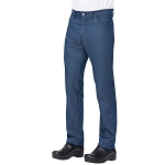 Chefworks Modern 539 Constructed Chef Pants Indigo Blue - PEC01