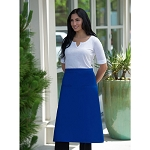 DayStar Apparel Full Bistro Apron w/ 2 Inset Pockets - 120-2I