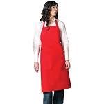 DayStar Apparel XL Butcher Apron w/ Center Divided Pocket & Adjustable Neck - 242