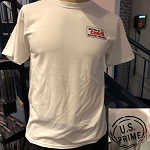Ruth's Chris US Prime Stamp T-Shirt White