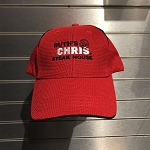 Ruth's Chris Performance Baseball Hat w/ Logo Red - R-8920_R