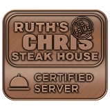 Ruth's Chris Certified Server Pin