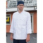 Uncommon Threads Classic Knot Chef Jacket - UT0403