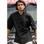 Uncommon Threads Delray Chef Jacket w/ Mesh Back - UT0421
