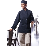 Uncommon Threads Orleans Chef Jacket - UT0488