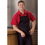 Uncommon Threads Adjustable 3-Pocket Bib Apron - UT3011