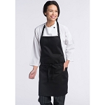 Uncommon Threads 2-Patch-Pocket Bib Apron - UT3016