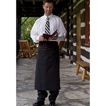 Uncommon Threads Inset-Pocket Bistro Apron - UT3059