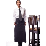 Uncommon Threads 3-Section Pocket Bistro Apron - UT3100