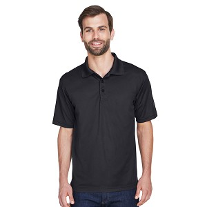 UltraClub Mens Cool & Dry Mesh Piqué Polo - 8210
