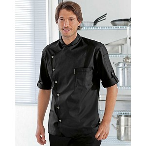 Bragard Arizona Chef Jacket Black - 1842-8362
