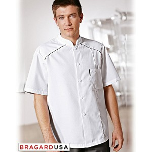 Bragard Kansas Chef Jacket White - 8026-0618