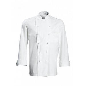 Bragard Grand Chef Jacket w/ Pocket White - 9109-0076