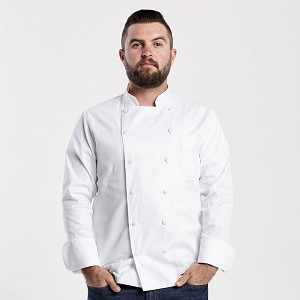 Chefwear Mens Executive Euro Fit Chef Jacket - CW4101