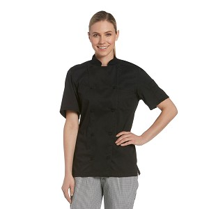 Chefwear Womens Vented Lightweight Chef Jacket - CW5666