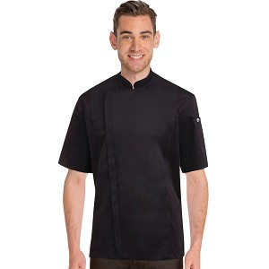 Chefworks Springfield Cool Vent Chef Jacket - BCSZ009