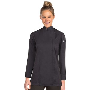 Chefworks Womens Hartford Cool Vent Chef Jacket - BCWLZ005