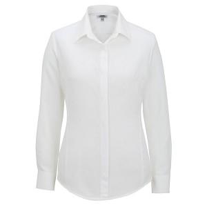 Edwards Garment Womens Batiste Café Shirt - 5291