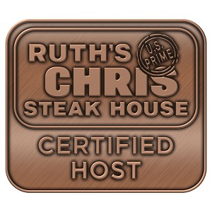Ruth's Chris Certified Host Pin