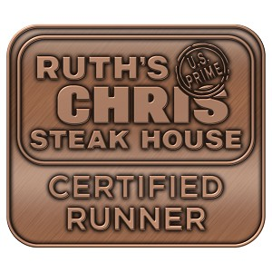 Ruth's Chris Certified Runner Pin