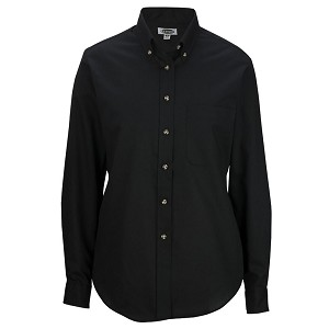 Ruth's Chris Womens Innovation FOH Shirt Black - R-5280-10-B