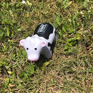 Ruth's Chris Stress Cows w/ Logo