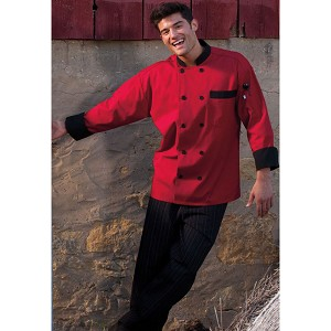 Uncommon Threads Newport Chef Jacket - UT0404