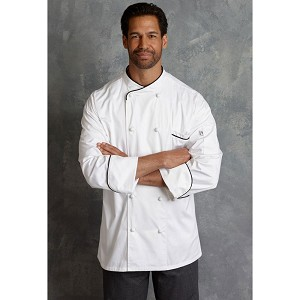 Uncommon Threads San Marco Chef Jacket White - UT0445C