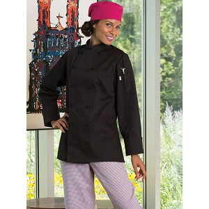 Uncommon Threads Womens Navona Chef Jacket - UT0470C